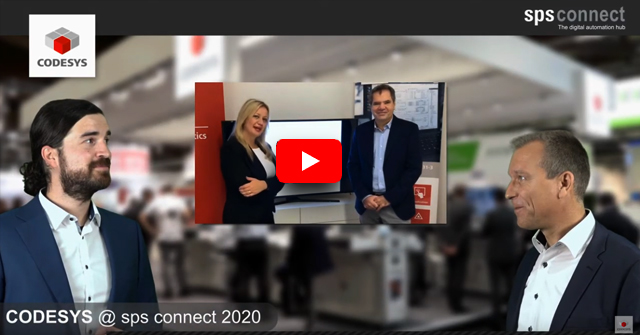 Video CODESYS Invitation SPS Connect 2020